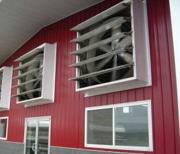 VES Versa barn ventilation.