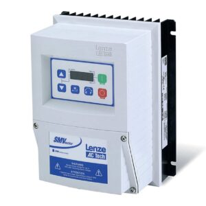 Lenze AC Tech SMVector variable frequency drive.