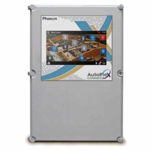 Phason AutoFlex Connect front panel (tall).