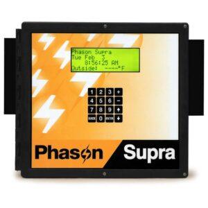 Phason Supra RS 16 stage control panel.
