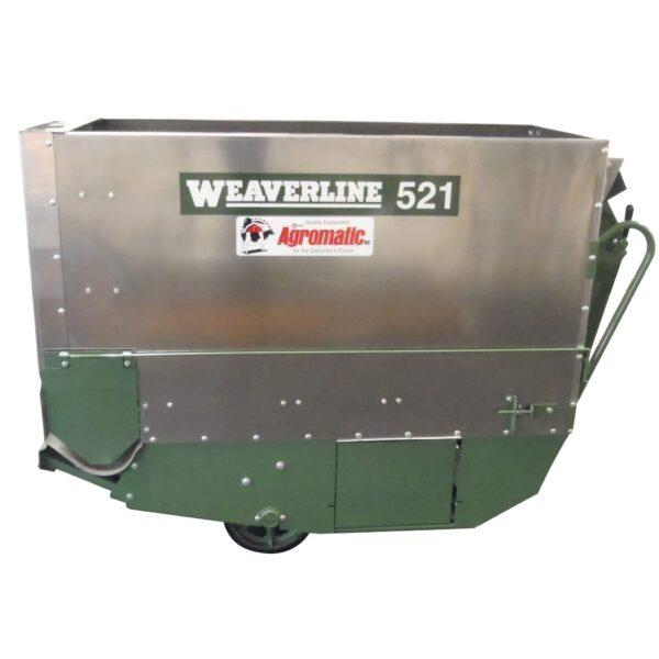 Weaverline Feed Cart model 521.