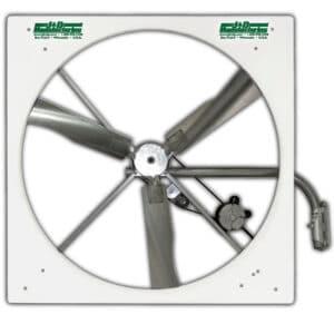 J&D Fiberglass Panel Fan (recirculating).