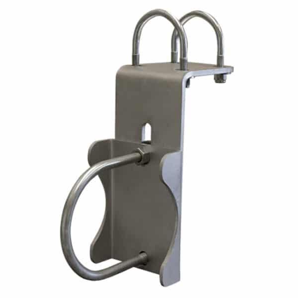 J&D Adjustable Poly Brisket Tube System adjustment bracket.