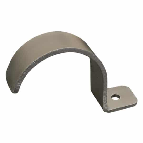 J&D Adjustable Poly Brisket Tube System concrete mount.