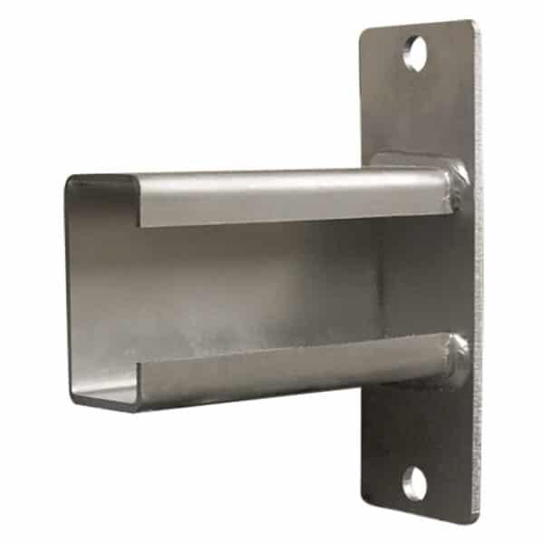 J&D Adjustable Poly Brisket Tube System wall mount.