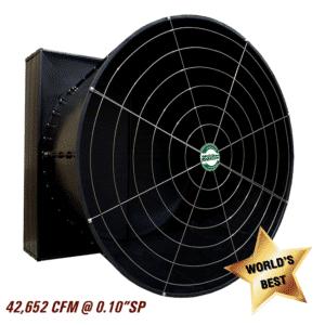 J&D Magnum Exhaust Fan.