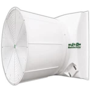 """J&D Storm 55"""" Exhaust Fan."""