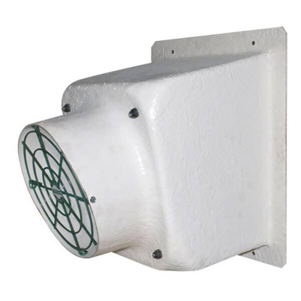 J&D Tornado Fiberglass Exhaust Fan.