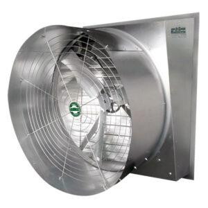 J&D Typhoon Slant Wall Exhaust fan.