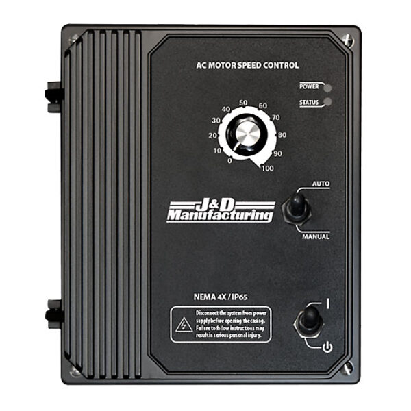 J&D Variable Frequency Drive.
