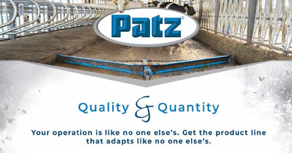 PATZ Dealer in Wisconsin (Quality & Quantity).